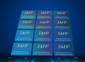 SMP Label Coating Laser Film